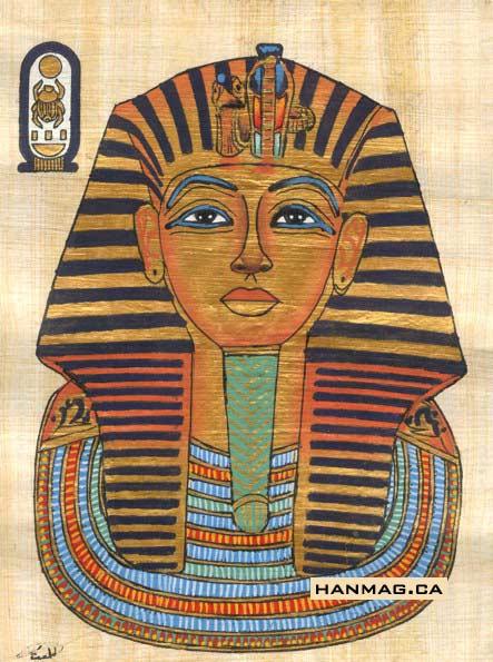 Egyptian-Papyrus-Art-